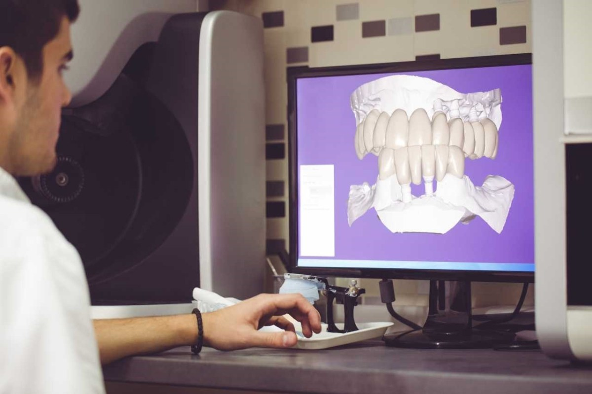 Diferença entre clínica odontológica e clínica de radiologia odontológica