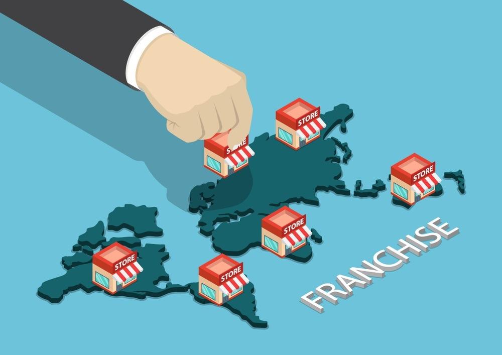 internacionalização de franquias