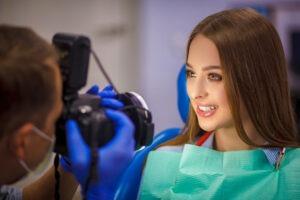 fotografia odontológica digital