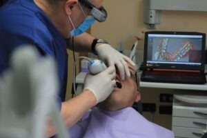 clínica de radiologia odontológica