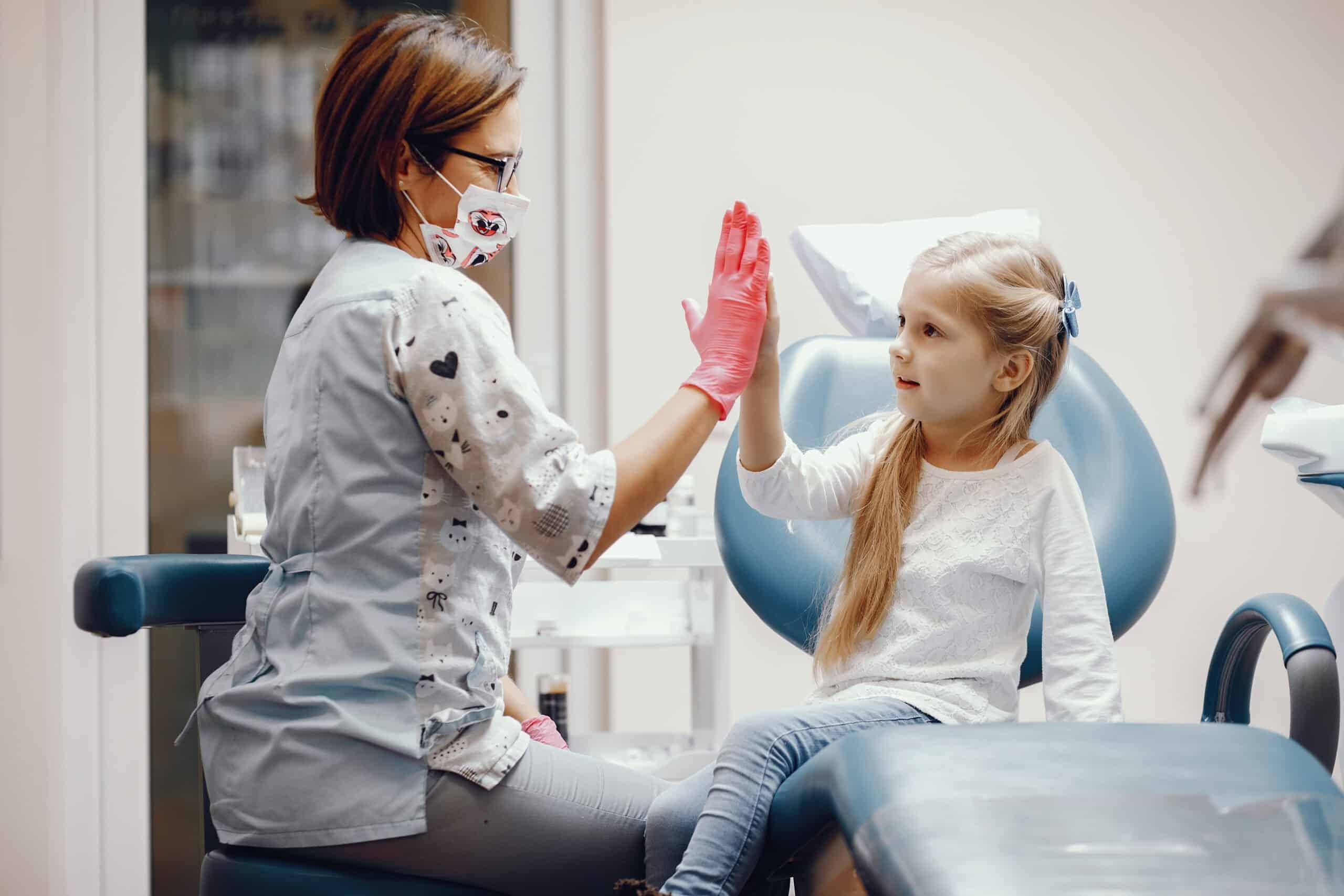 humanização na odontopediatria