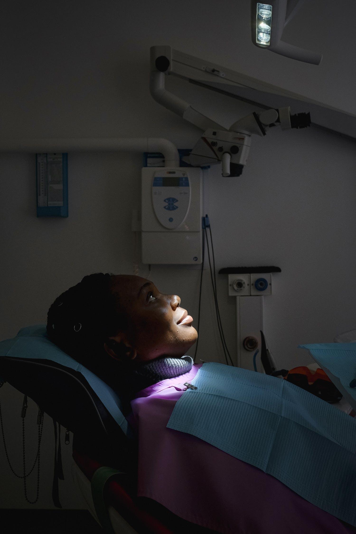 exames digitais na Odontologia