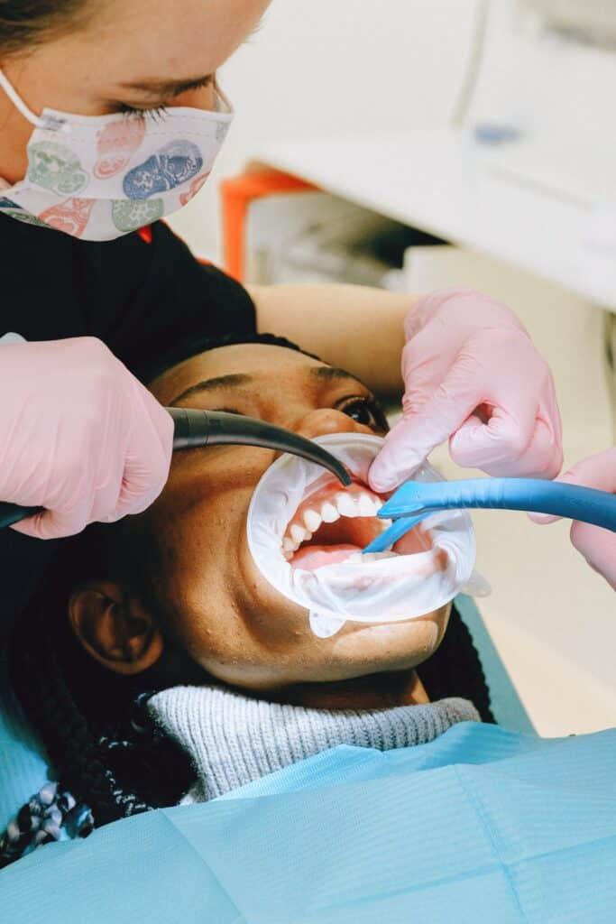 uso de imagens de pacientes odontológicos