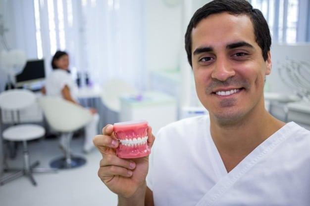 fixador de dentadura