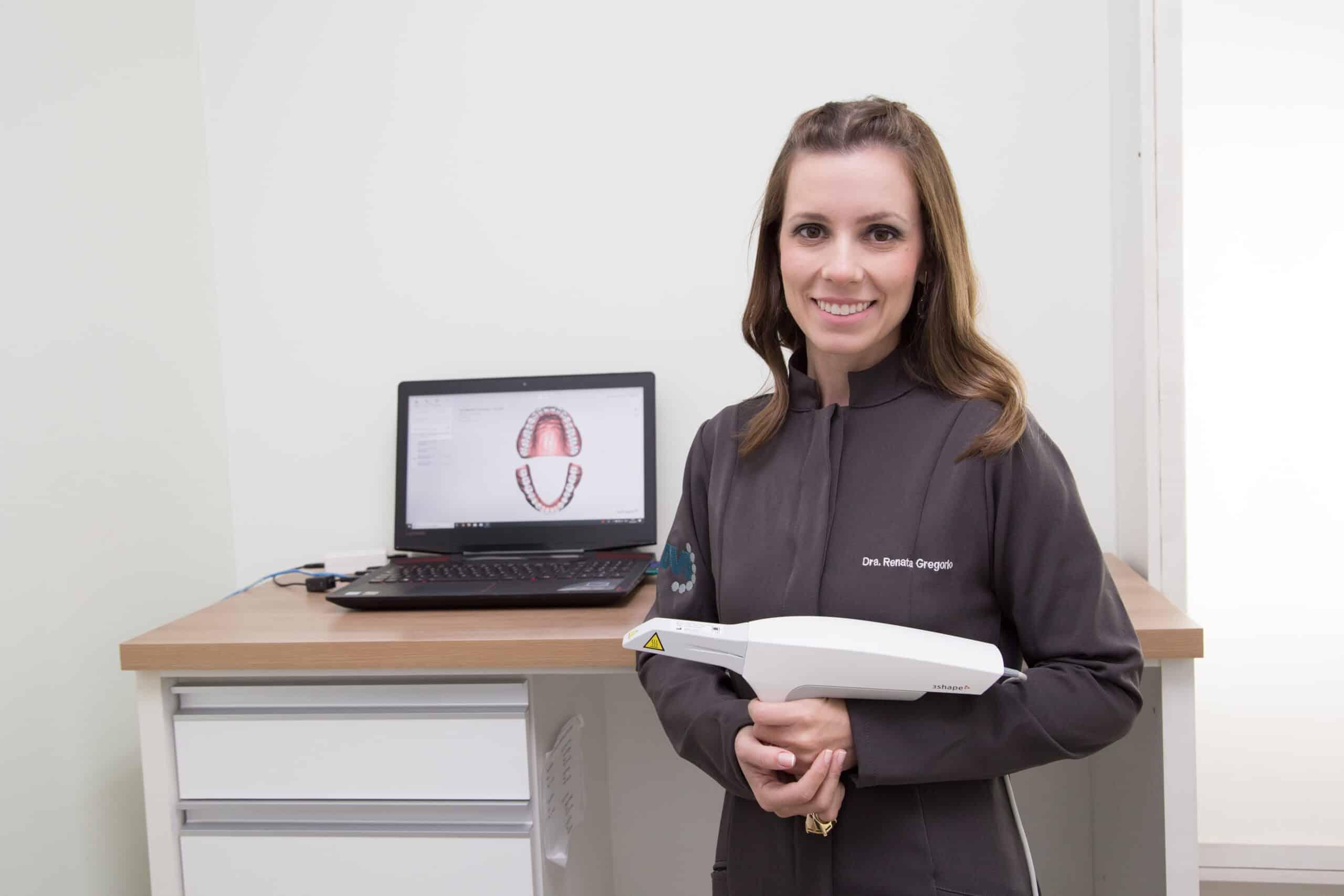 escaneamento intraoral