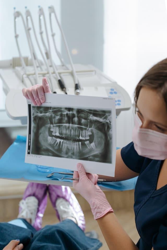 criar uma clínica radiológica odontológica