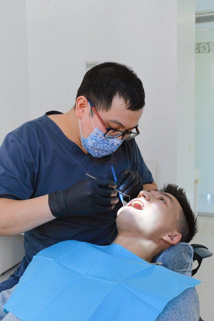 tipos de dentista