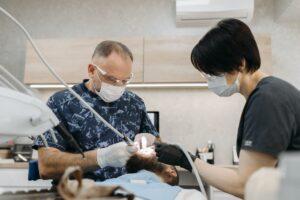 ultrassom odontológico para o consultório